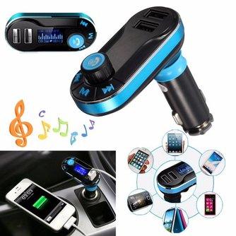 FM Transmitter Met USB