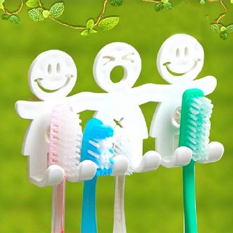 Tandenborstelhouder Voor 5 Tandenborstels