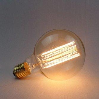 Retro LED Lamp Met E27 Fitting