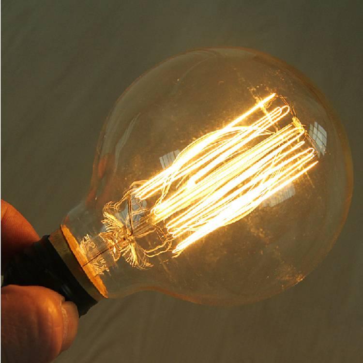 retro led lamp met e27 fitting kopen i myxlshop tip. Black Bedroom Furniture Sets. Home Design Ideas