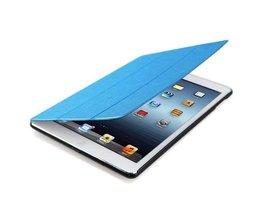 Blauwe Cover Voor de iPad Air