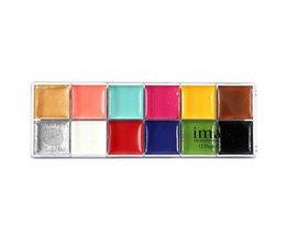 Imagic Greasepaint (12 kleuren)
