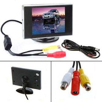 Auto LCD Scherm