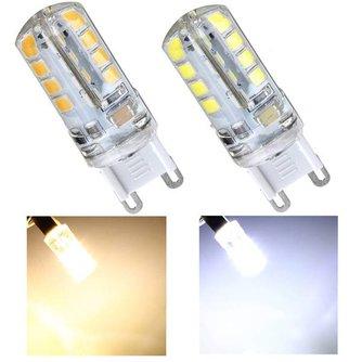 LED Staaflamp Met G9 Fitting en Koud Warm Wit Licht
