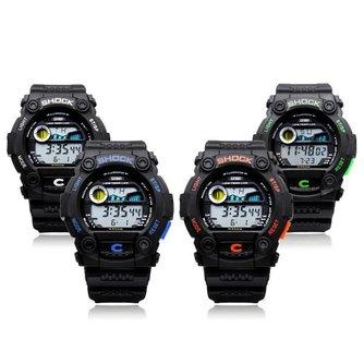 Digitale Horloges Mannen Van SKMEI