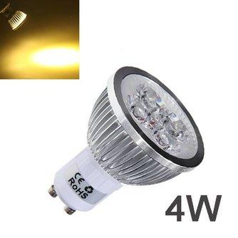 GU10 LED Spots Met Warm Wit Licht