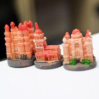 Miniatuur Kerkjes van Hars