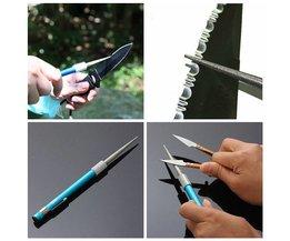 Draagbare Messenslijper in Penvorm