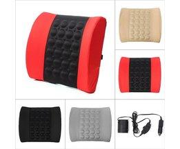 Elektrisch Rugmassage Kussen voor in de Auto (12V)