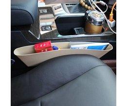 Handige Opbergbox voor in de Auto