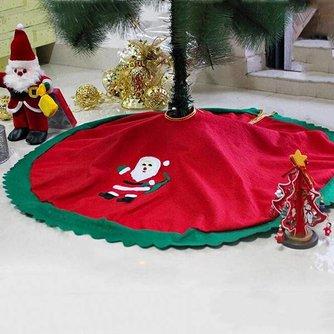 Mooie Kerstboomrok voor Kerst