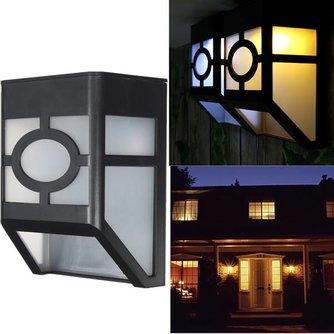 Buitenverlichting met LED