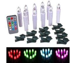 LED Kerstboomverlichting 10 Stuks