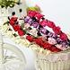 Haarband met Gekleurde Bloemen