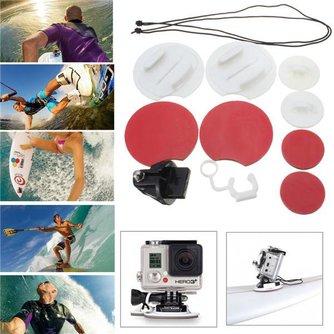 Surfboard Accessoireset Voor Camera's
