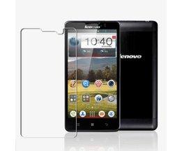 Doorzichtige Folie Voor Lenovo P780