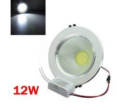 LED Plafond Spot 12W COB 85-265V