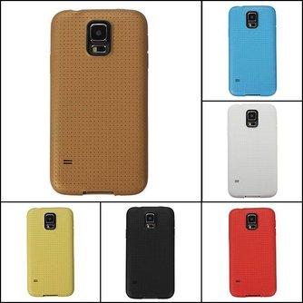 Soft Telefoonhoesje Samsung Galaxy S5