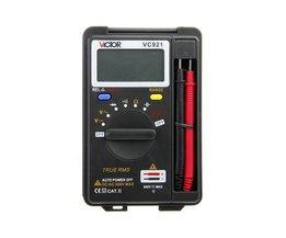 Voltmeter Digitaal met LCD-scherm