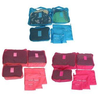 Koffer Organizer Set 6Stuks Waterproof