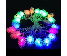 Gekleurde LED Kerstverlichting