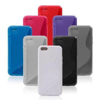 Soft Case Voor de iPhone 5C In Diverse Kleuren