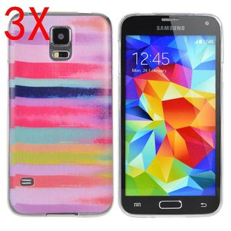 Drie Hoesjes Voor Samsung S5