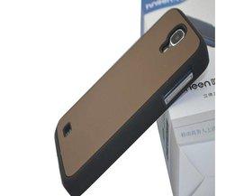 PU-leren Hoesje Voor De Samsung Galaxy S4 i9500
