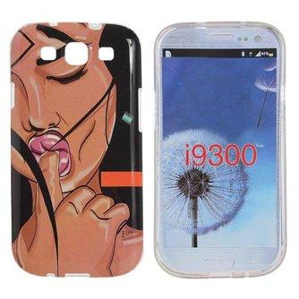 Telefoonhoesje Met Opdruk Voor Samsung Galaxy S3