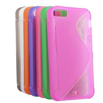Plastic Hoesjes Voor de iPhone 5 5G en 5S