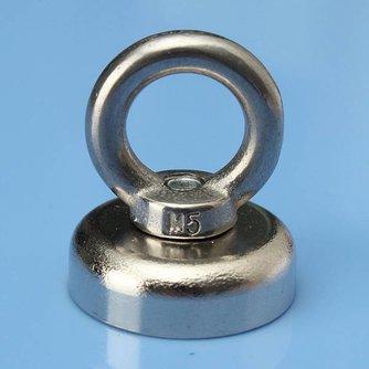 Magneet Ring van Neodymium 25x30mm