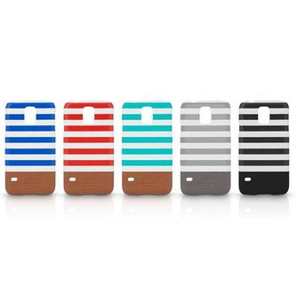 Samsung Galaxy S5 Back Case Met Screenprotector