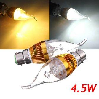Kaarslamp met B22 Fitting