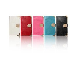 Note 4 Flip Case voor Samsung Galaxy