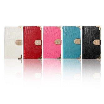 Note 4 Flip Case voor Samsung Galaxy