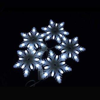Sneeuwvlok Lamp voor Decoratie in Huis
