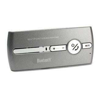 Bluetooth Handsfree Set voor in de Auto