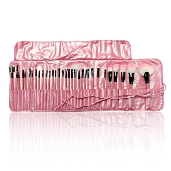 roze make up kwasten online bestellen i myxlshop tip. Black Bedroom Furniture Sets. Home Design Ideas