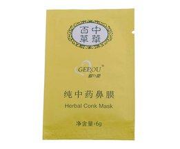 Gezichtsmasker tegen Mee-eters (20 Stuks)
