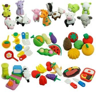 Verschillende Soorten Klein Speelgoed