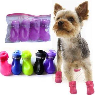 Waterdichte Schoenen Voor Honden