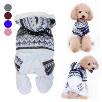 Kerst Hoodie Voor Honden