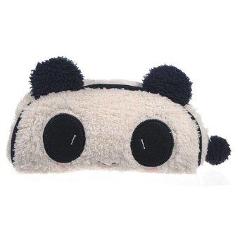 Etui voor School Panda