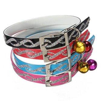 Halsband met Bel voor Hond en Kat