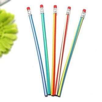 Buigbare Potloden Gum 5Stuks