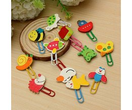 Cartoon Paperclip 12 Stuks