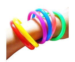 Balpennen in Armbandvorm