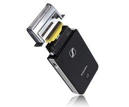 SHENGFA Elektrisch Scheerapparaat In De Vorm Van Een Smartphone