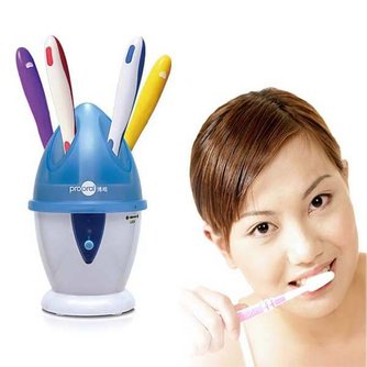 Elektrische UV Sterilisator voor Tandenborstels