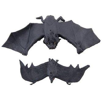 Halloween Vleermuis 14cm